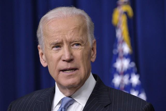 Le vice-président américain Joe Biden.... (Photo Mandel Ngan, archives AFP)