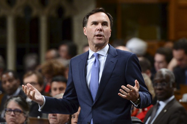 En novembre, dans sa mise à jour économique,... (La Presse canadienne, Sean Kilpatrick)