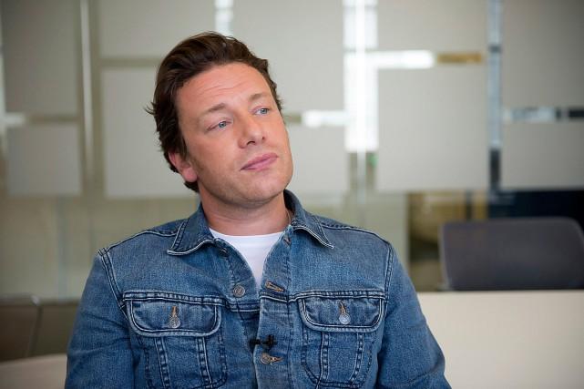 Actuellement, Jamie Oliver détient 42restaurants Jamie's Italian au... (Photo Dane Coote, archives PC)