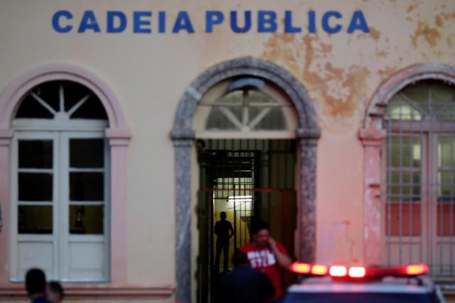 Ce nouveau drame qui frappe le système pénitencier... (photo Ueslei Marcelino, archives REUTERS)