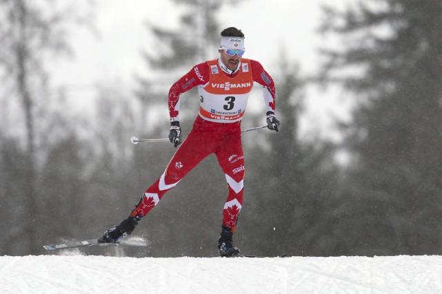 Le Québécois Alex Harvey a pris la onzième... (Karl-Josef Hildenbrand, archives dpa/AP)