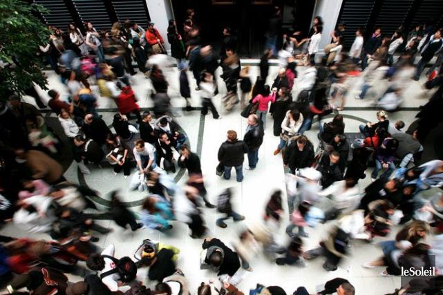 Le taux de chômage dans la région de... (Photothèque Le Soleil)