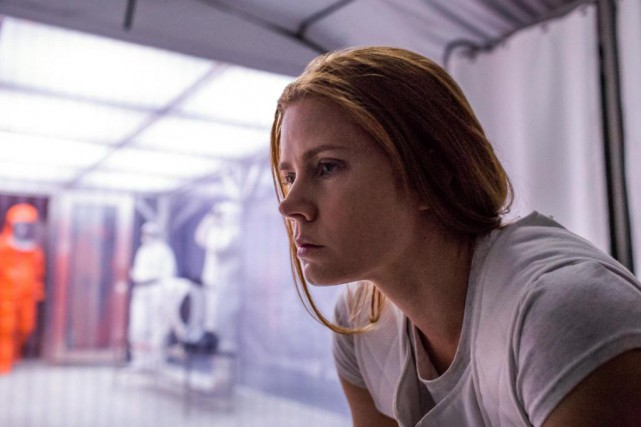 Arrival, film de science-fiction réalisé par Denis Villeneuve,... (PHOTO FOURNIE PAR PARAMOUNT PICTURES)