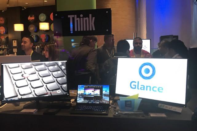 Lenovo, le leader mondial dans la production d'ordinateur... (Photo fournie par Mirametrix)