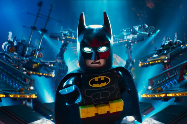 The Lego Batman Movie prendra l'affiche le 10...