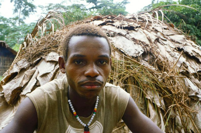 Selon Survival, les Baka et d'autres tribus du... (photo survival international)