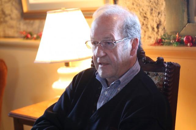 Le président de la SACS, Marcel Bundock.... (Janick Marois)