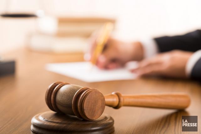 Le juge François Tôth a rendu son jugement... (123RF)