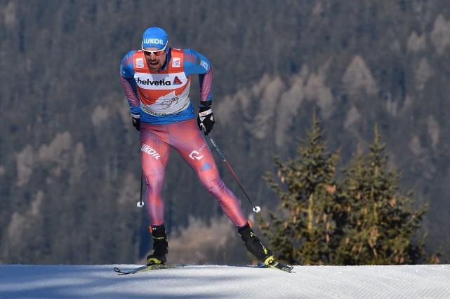 Le Russe de 24 ans Sergey Ustiugov a... (AFP, Giuseppe Cacace)