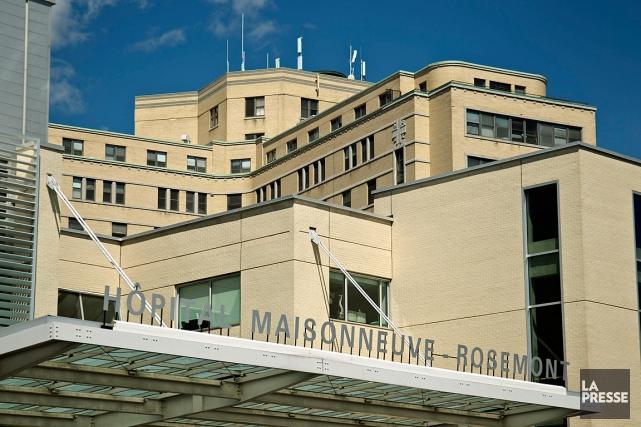 Les salles d'urgence de deux hôpitaux de Montréal, soit Maisonneuve-Rosemont et... (PHOTO HUGO-SÉBASTIEN AUBERT, ARCHIVES LA PRESSE)