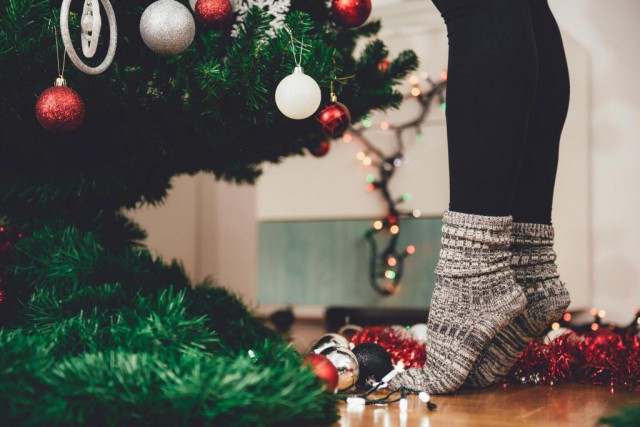 Emballer les ornements de Noël et organiser leur... (Photo Thinkstock)