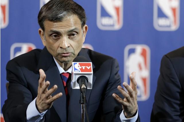 L'équipe des Kings deSacramento appartient à l'homme d'affaires... (Photo AP)