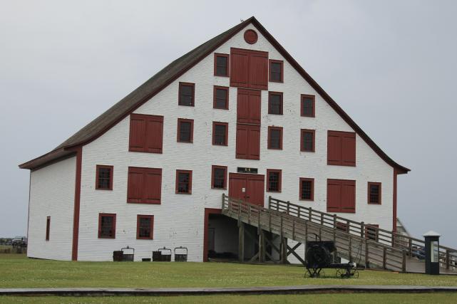 L'architecture gaspésienne a été fortement influencée par les... (Photo collaboration spéciale Gilles Gagné)