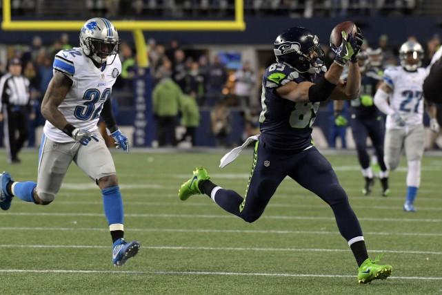 La formule qui a permis aux Seahawks de Seattle d'obtenir beaucoup de succès au... (Photo USA Today Sports)