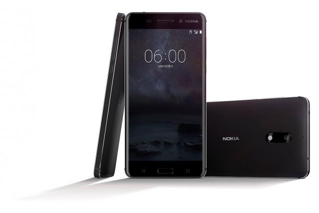 Le Nokia6 sera exclusivement vendu sur l'internet par... (PHOTO REUTERS/FOURNIE PAR NOKIA)