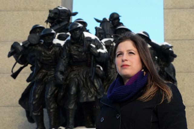 «Ces hommes ont fait le sacrifice ultime pour... (La Presse canadienne, Sean Kilpatrick)
