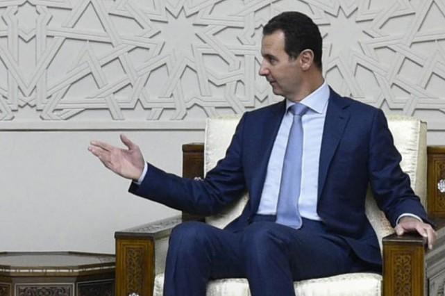 «Bien entendu c'est très douloureux pour nous, Syriens,... (Photo AP)