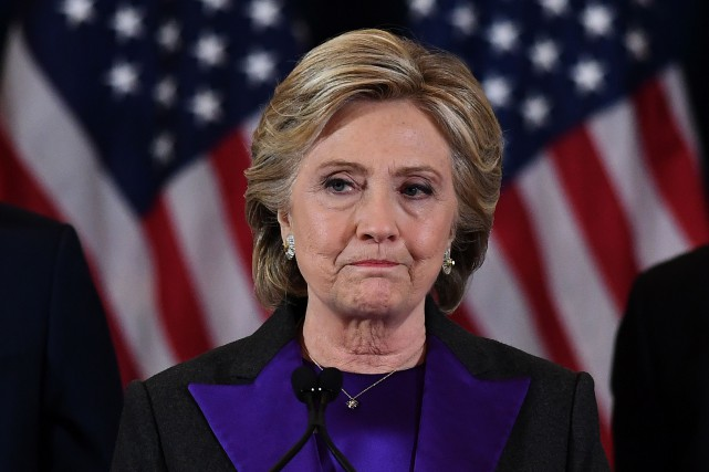Hillary Clinton... (PHOTO JEWEL SAMAD, AFP)