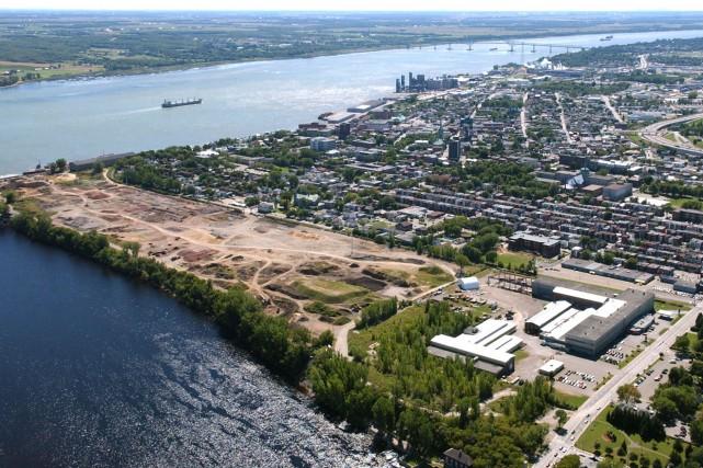 La fermeture de l'usine deProduits forestiers Canadien Pacifique... (Francois Gervais)