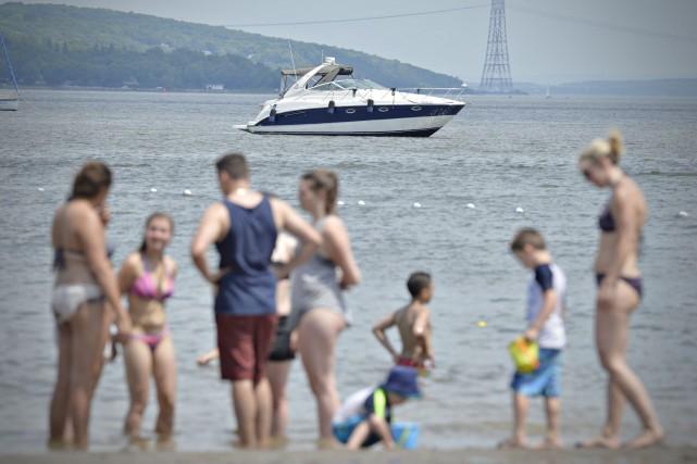 D'ici 2021, l'Administration portuaire de Québec veut prolonger... (Photothèque Le Soleil, Pascal Ratthé)