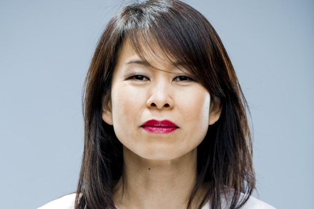 L'auteure,Kim Thùy... (fournie par Jean-François Brière)