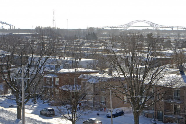 La ville de Trois-Rivières enregistre une augmentation de... (Stéphane Lessard)