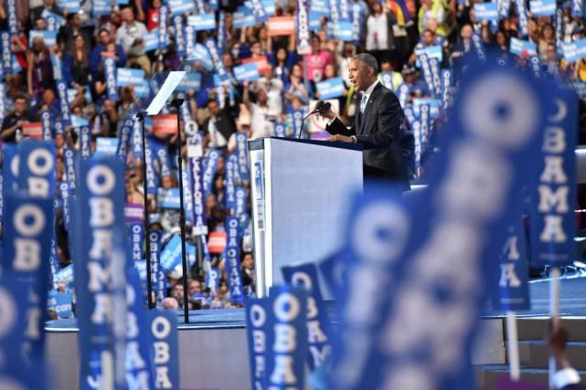 De 2009 à 2016, le Parti démocrate a... (ARCHIVES AFP)