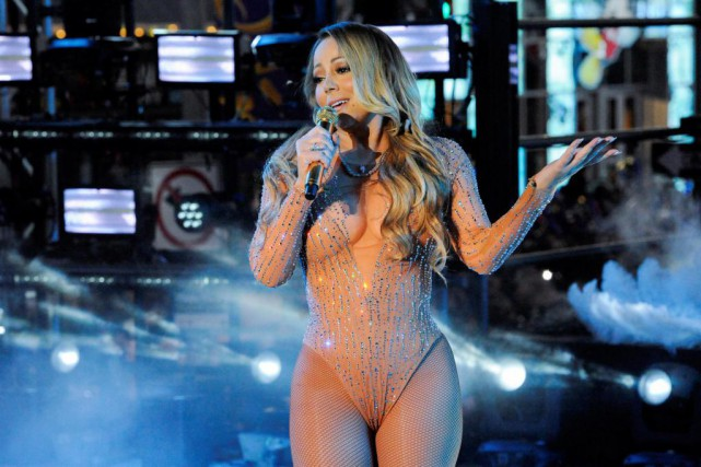 Mariah Carey fait partie des artistes qui pourraient... (photo stephanie Keith, archives reuters)