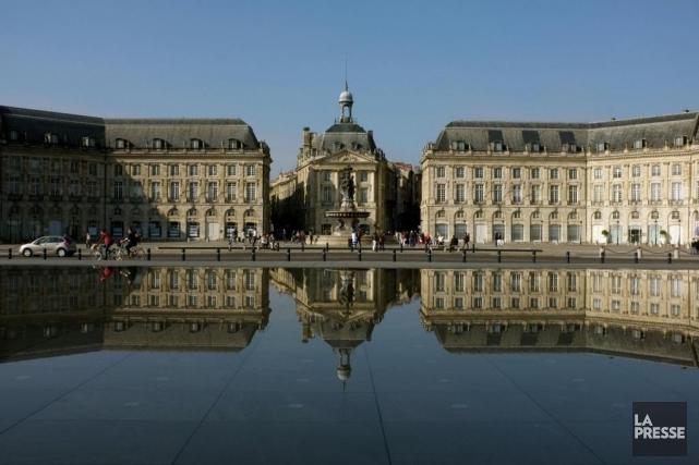 Bordeaux est «la ville française où l'on mange le mieux au restaurant», devant... (Photo Jean-Christophe Laurence, archives La Presse)