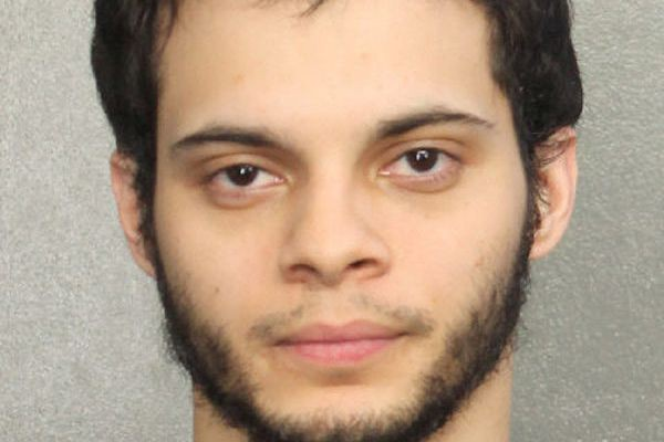 Esteban Santiago... (Photo fournie par le Bureau du shérif de Broward County)