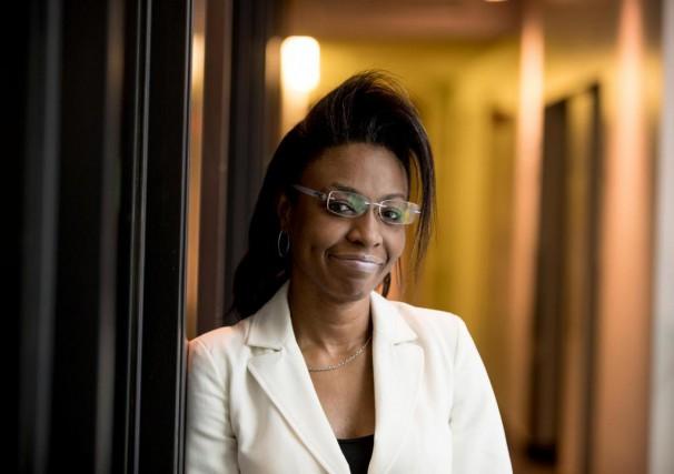 Clarisse N'kaa, avocate médiatrice et conseillère budgétaire à... (PHOTO MARCO CAMPANOZZI, LA PRESSE)