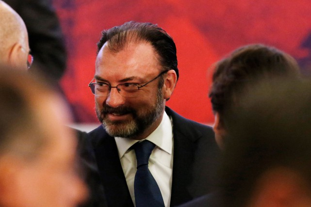 Luis Videgaray... (Photo Reuters)