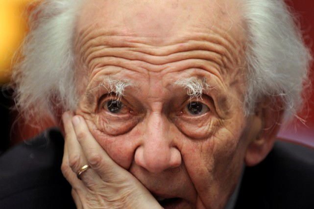 Zygmunt Bauman... (ARCHIVES REUTERS)