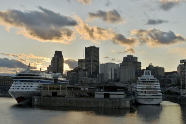 Le Port de Montréal prévoit une hausse importante... (La Presse, Bernard Brault)