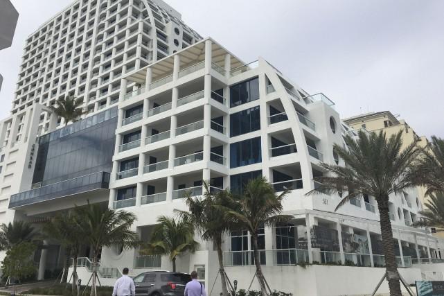 Le Conrad Fort Lauderdale Beach devient un des... (Courtoisie)