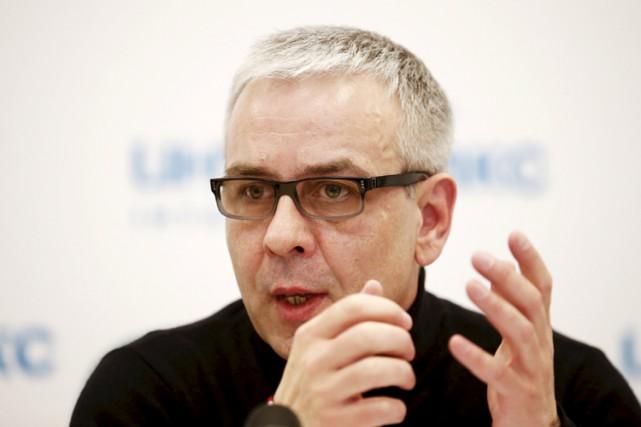 L'homme d'affairesDmitri Kovtoun est soupçonné d'être directement lié... (PHOTO REUTERS)