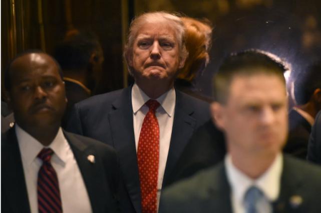 Le président élu, qui prendra ses fonctions le... (Photo AFP)