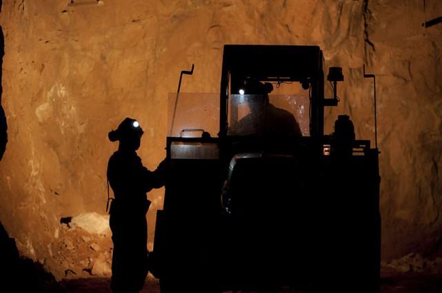 Selon l'Association minière du Québec, la région tire... (Capture d'écran tirée de niobec.com)
