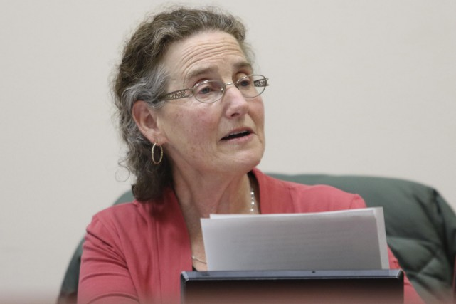 Selon la mairesse Caryl Green, le conseil a... (Patrick Woodbury, Archives Le Droit)