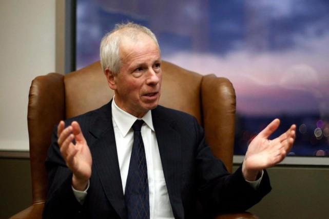 Le ministre des Affaires étrangères Stéphane Dion a... (ARCHIVES PC)