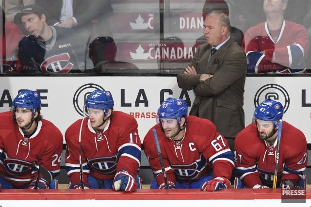 Le Canadien trône confortablement au premier rang de... (Archives, La Presse)