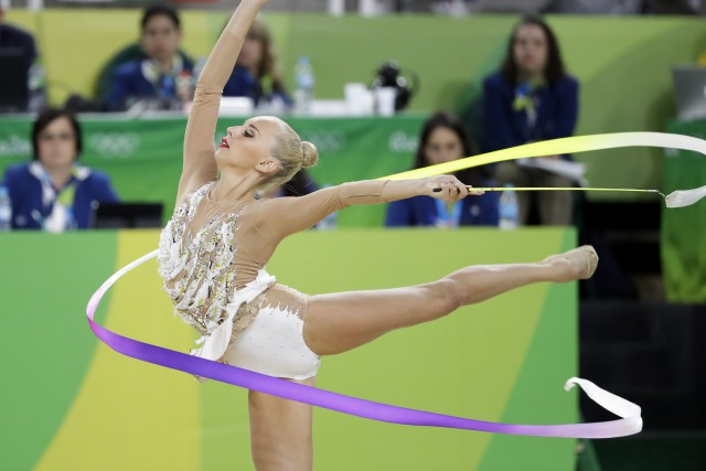 Yana Kudryavtseva... (Photo Rebecca Blackwell, archives AP)