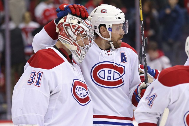 Carey Price et Shea Weber participeront au match des... (Photo Geoff Burke, USA Today Sports)