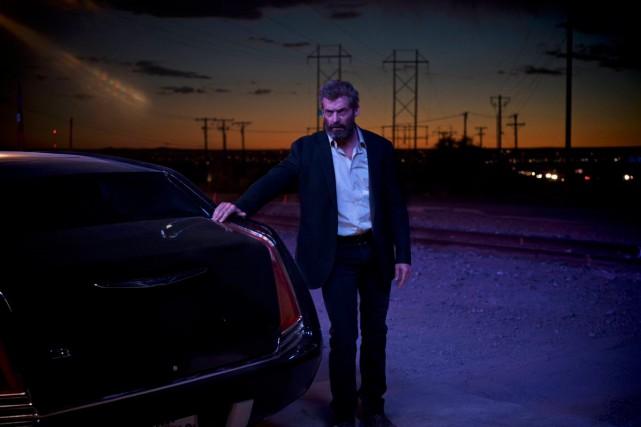 Hugh Jackman est la vedette de Logan.... (Fournie par 20th Century Fox)
