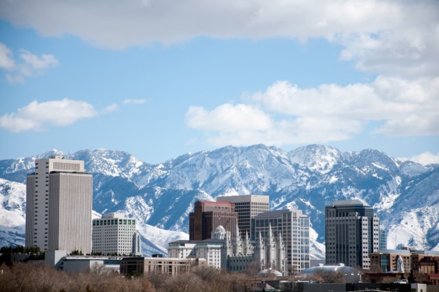 Salt Lake City... (PHOTO THINKSTOCK)