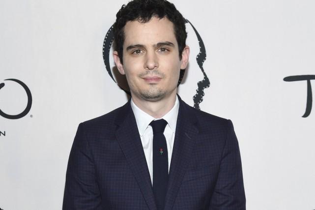 Il est le nouveau prodige d'Hollywood. À 31 ans, Damien Chazelle a déjà réalisé... (PHOTO ARCHIVES AP)