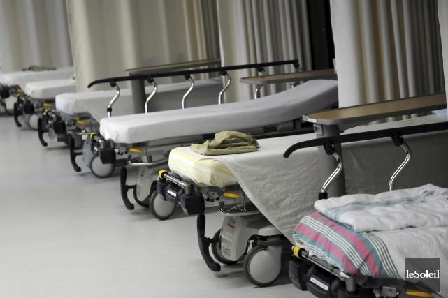 Il y a trois urgences psychiatriques à Québec,... (Photothèque Le Soleil)
