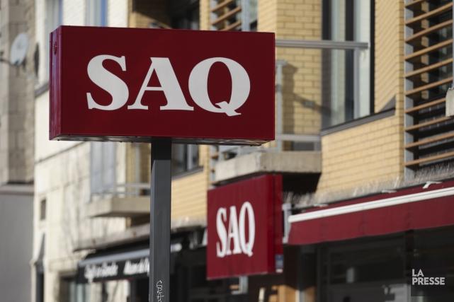 La SAQ... (archives La Presse)