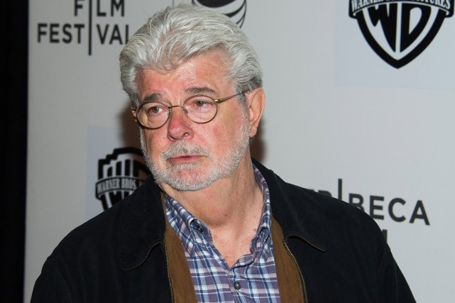George Lucas... (Photo Charles Sykes archives Invision/AP)