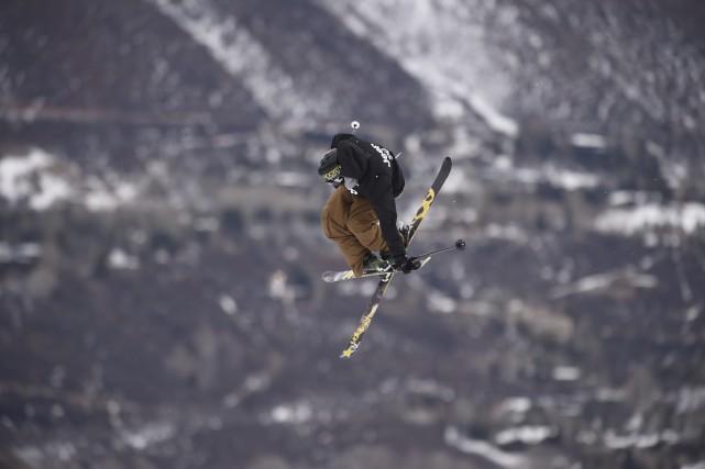 Le skieur Alex Bellemare a les yeux sur... (Eric Lars Bakke / ESPN Images)